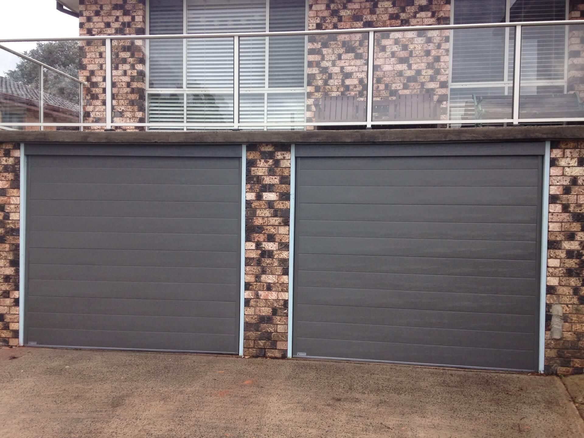 Tilt Doors Impact Garage Doors